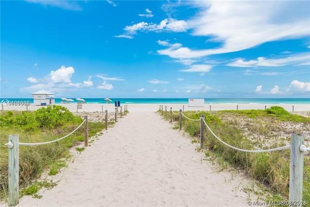 6301 Collins Ave #807, Miami Beach, FL 33141 (#A11015230) :: Dalton Wade