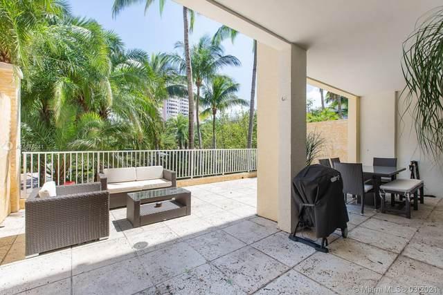 717 Crandon Blvd #208, Key Biscayne, FL 33149 (MLS #A11015241) :: ONE | Sotheby's International Realty