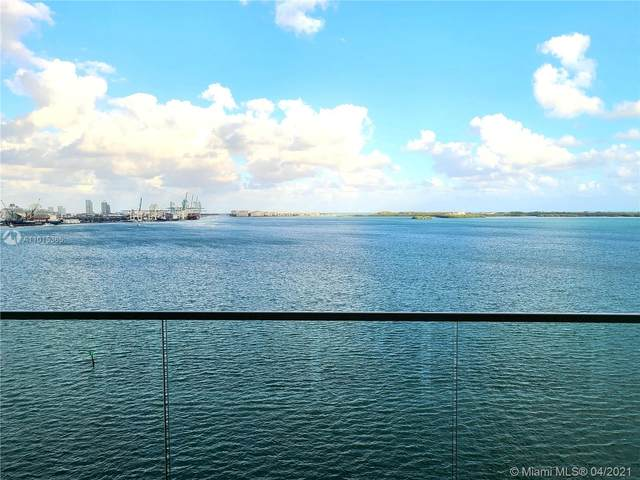 800 Claughton Island Dr #1304, Miami, FL 33131 (#A11015365) :: Posh Properties