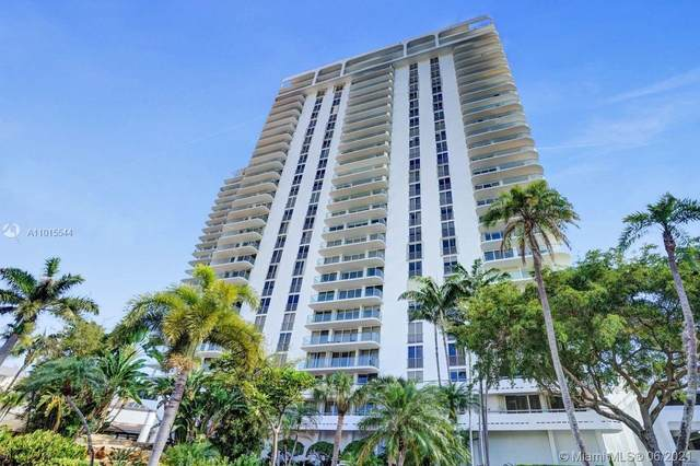 19707 Turnberry Way Ph-A, Aventura, FL 33180 (MLS #A11015544) :: The Rose Harris Group