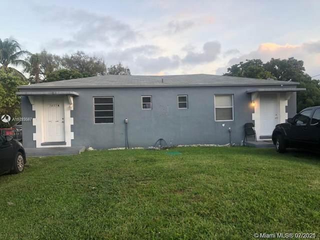 1455 NE 146th St, Miami, FL 33161 (MLS #A11015587) :: Douglas Elliman