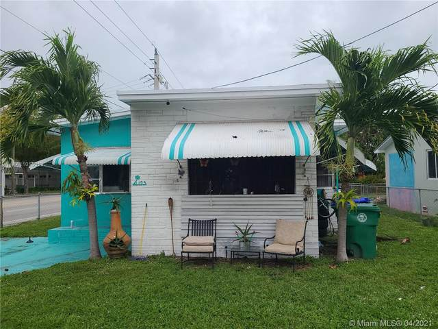 1195 NW 48th St, Miami, FL 33127 (MLS #A11015613) :: The Riley Smith Group