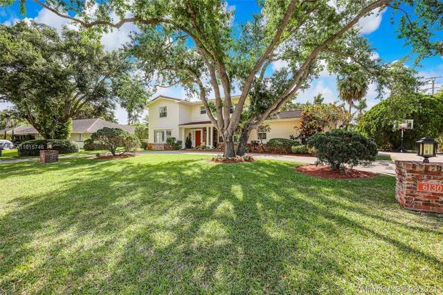 6130 SW 135th Ter, Pinecrest, FL 33156 (MLS #A11015746) :: The Riley Smith Group