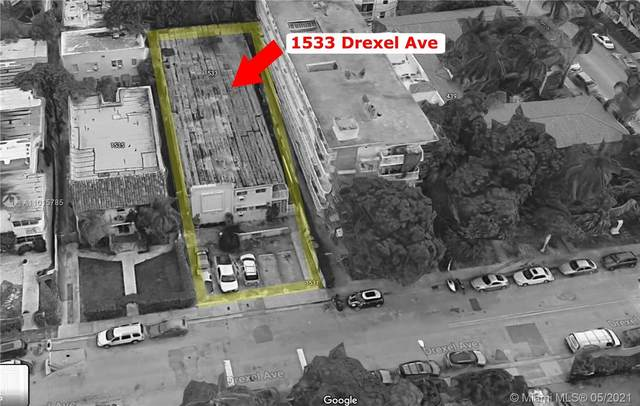 1533 Drexel Ave #0, Miami Beach, FL 33139 (MLS #A11015785) :: The Howland Group