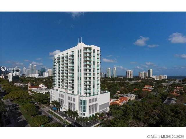2525 SW 3rd Ave Ph-09, Miami, FL 33129 (MLS #A11015810) :: The Howland Group