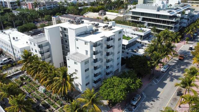 240 Collins Ave 4A, Miami Beach, FL 33139 (MLS #A11015870) :: The Riley Smith Group