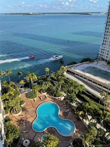 520 Brickell Key Dr A1911, Miami, FL 33131 (MLS #A11016011) :: The Teri Arbogast Team at Keller Williams Partners SW