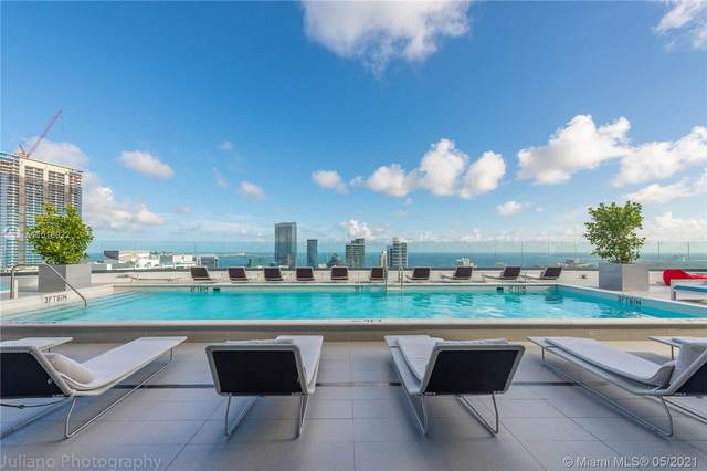 45 SW 9th St #1203, Miami, FL 33130 (MLS #A11016022) :: The Howland Group