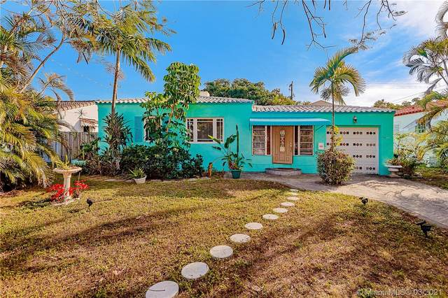 1836 Roosevelt St, Hollywood, FL 33020 (MLS #A11016296) :: The Riley Smith Group