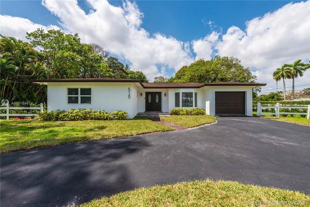 515 NW 118th Ave, Plantation, FL 33325 (MLS #A11016467) :: The Howland Group