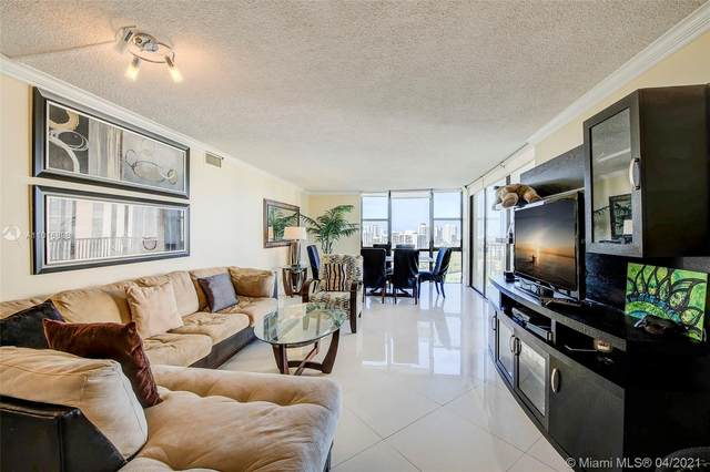 20301 S Country Club Dr #2023, Aventura, FL 33180 (MLS #A11016898) :: Castelli Real Estate Services
