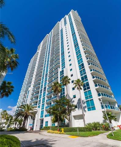 1945 S Ocean Dr #812, Hallandale Beach, FL 33009 (MLS #A11016922) :: Castelli Real Estate Services