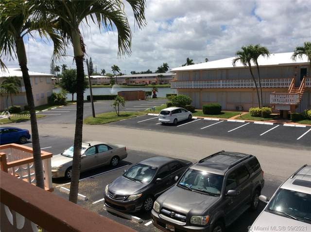 815 SW 10th Ter 17V, Hallandale Beach, FL 33009 (MLS #A11017120) :: Natalia Pyrig Elite Team | Charles Rutenberg Realty