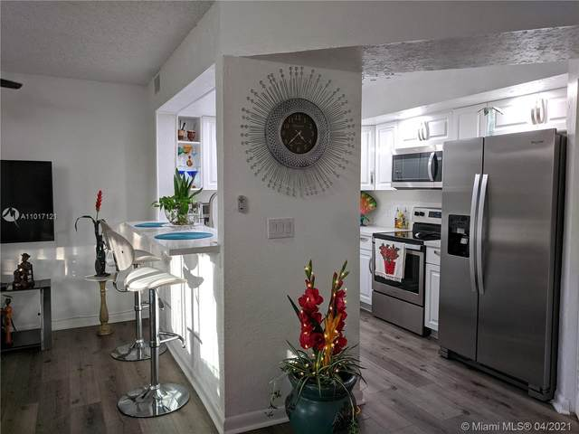 1200 SW Sw 137th Ave 111E, Pembroke Pines, FL 33028 (MLS #A11017121) :: Compass FL LLC