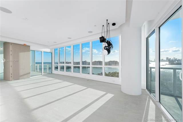 100 S Pointe Dr 1201/02, Miami Beach, FL 33139 (MLS #A11017300) :: The Riley Smith Group
