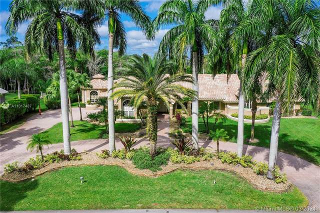 4900 W Leitner Dr, Coral Springs, FL 33067 (MLS #A11017487) :: The Riley Smith Group