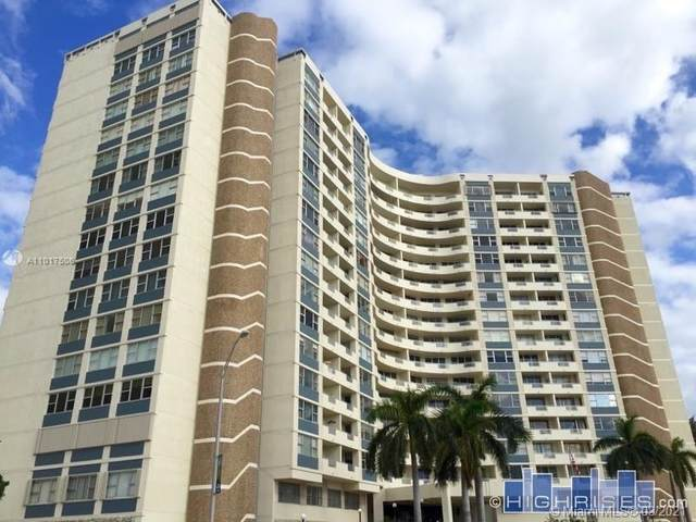 3180 S Ocean Dr #305, Hallandale Beach, FL 33009 (MLS #A11017506) :: Green Realty Properties
