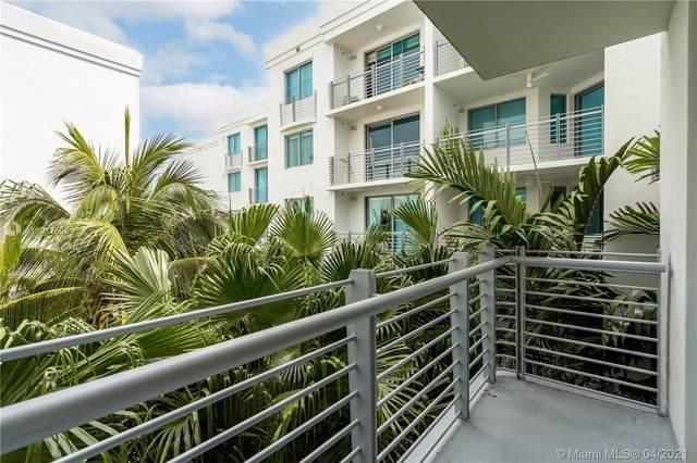 110 Washington Ave #1612, Miami Beach, FL 33139 (MLS #A11017659) :: The Teri Arbogast Team at Keller Williams Partners SW