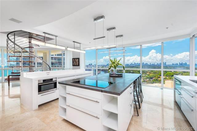3801 Collins Ave Ph-1, Miami Beach, FL 33140 (MLS #A11017661) :: United Realty Group