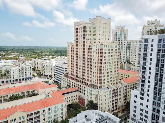 7350 SW 89th St 716S, Miami, FL 33156 (MLS #A11017692) :: The Teri Arbogast Team at Keller Williams Partners SW