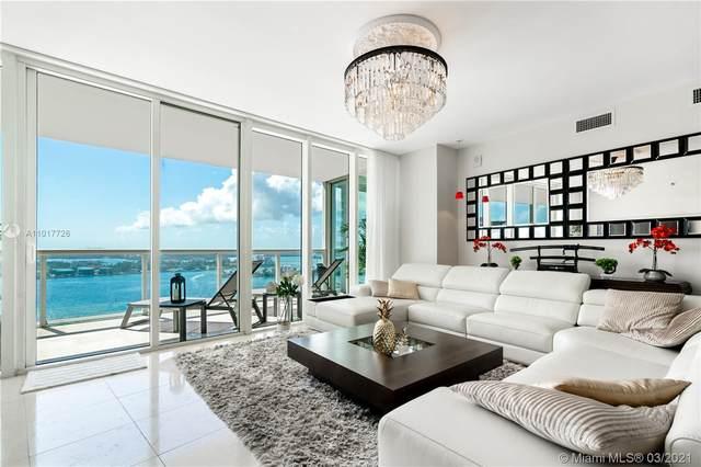 450 Alton Rd #2603, Miami Beach, FL 33139 (MLS #A11017726) :: The Riley Smith Group