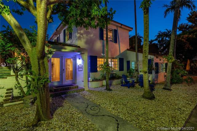 842 Espanola Way, Miami Beach, FL 33139 (MLS #A11017768) :: The Jack Coden Group