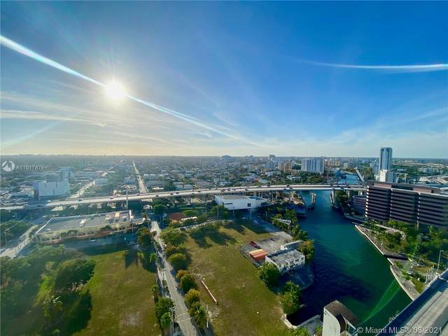 185 SW 7th St #2402, Miami, FL 33130 (MLS #A11017878) :: The Riley Smith Group