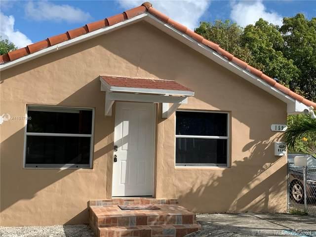 161 NW 30th St, Miami, FL 33127 (MLS #A11017960) :: Castelli Real Estate Services