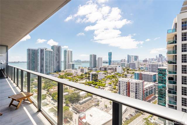 121 NE 34th St #2902, Miami, FL 33137 (MLS #A11017980) :: Team Citron