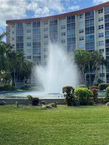 2731 NE 14th Street Cswy #203, Pompano Beach, FL 33062 (MLS #A11018167) :: Compass FL LLC