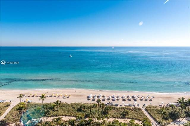 9801 Collins Ave 7B, Bal Harbour, FL 33154 (MLS #A11018173) :: Dalton Wade Real Estate Group