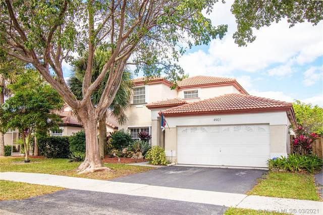 4901 NW 55th Ct, Coconut Creek, FL 33073 (MLS #A11018241) :: The Paiz Group