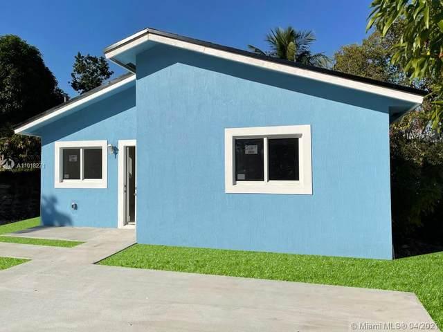 1841 NW 63 St, Miami, FL 33147 (MLS #A11018271) :: The Paiz Group