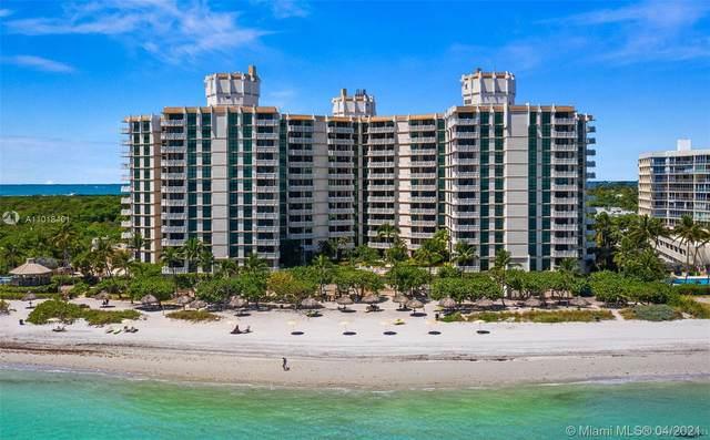 1121 Crandon Blvd E702, Key Biscayne, FL 33149 (MLS #A11018401) :: ONE | Sotheby's International Realty