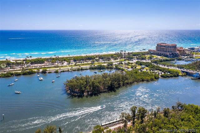 N N Ocean Dr, Hollywood, FL 33019 (MLS #A11018433) :: GK Realty Group LLC