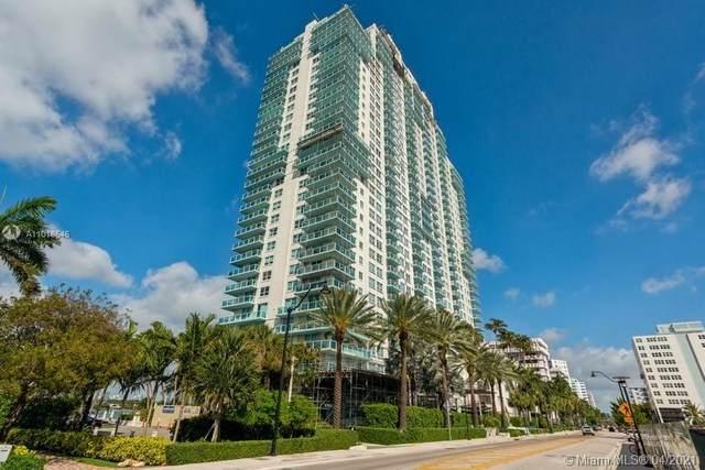 650 West Ave #3108, Miami Beach, FL 33139 (MLS #A11018546) :: Team Citron