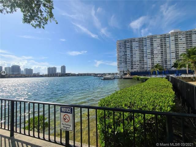 2750 NE 183rd St #701, Aventura, FL 33160 (MLS #A11018601) :: Green Realty Properties