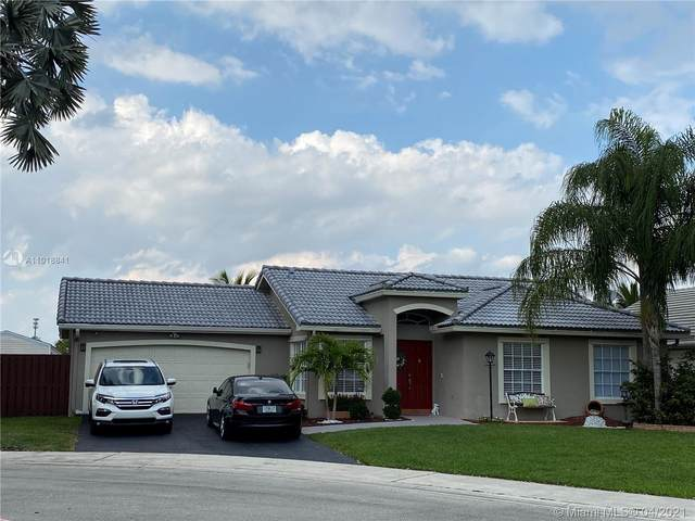 12625 SW 7th Pl, Davie, FL 33325 (MLS #A11018841) :: Equity Advisor Team