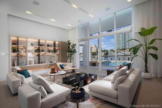 224 S Island Is, Golden Beach, FL 33160 (MLS #A11019013) :: ONE Sotheby's International Realty
