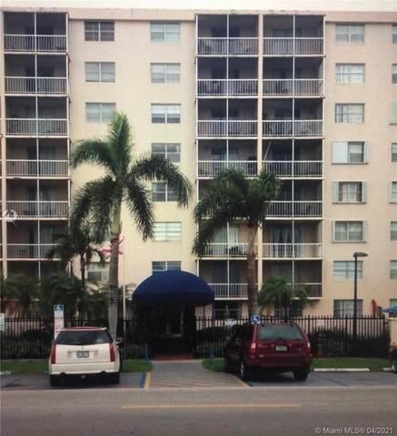 1251 NE 108th St #703, Miami, FL 33161 (#A11019110) :: Posh Properties