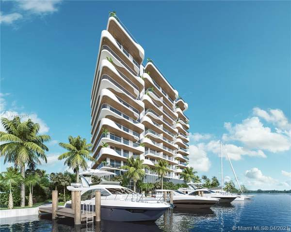 6800 Indian Creek Dr 2B, Miami Beach, FL 33141 (MLS #A11019175) :: Compass FL LLC