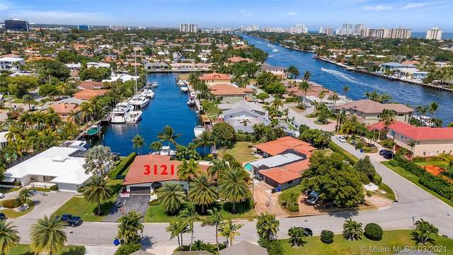 3121 NE 55th Ct, Fort Lauderdale, FL 33308 (MLS #A11019310) :: The Howland Group