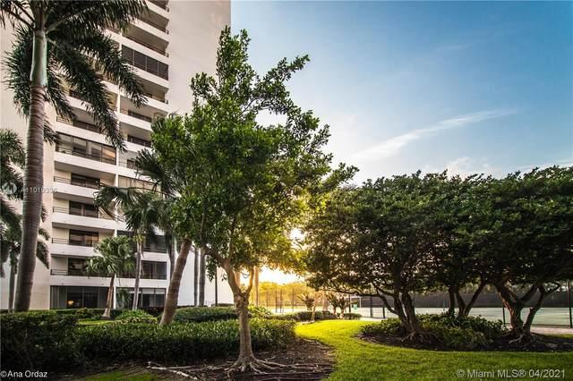 2500 Parkview Dr #310, Hallandale Beach, FL 33009 (MLS #A11019336) :: Castelli Real Estate Services