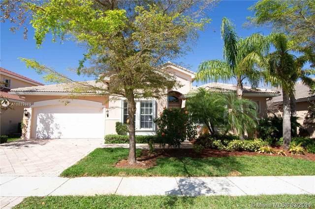 17683 SW 47th St, Miramar, FL 33029 (MLS #A11019379) :: The Riley Smith Group