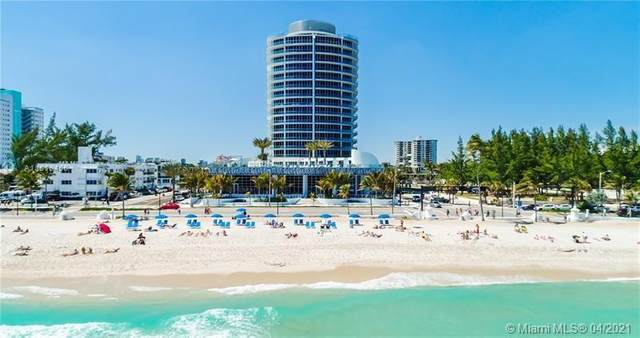 701 N Fort Lauderdale Beach Blvd #112, Fort Lauderdale, FL 33304 (MLS #A11019456) :: The Howland Group