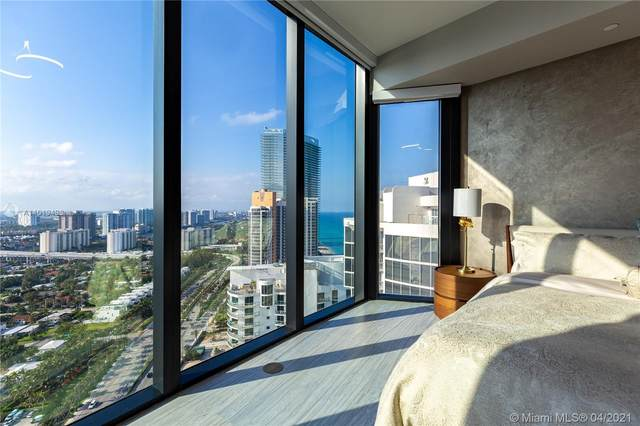 18555 Collins Ave #3003, Sunny Isles Beach, FL 33160 (MLS #A11019498) :: Castelli Real Estate Services