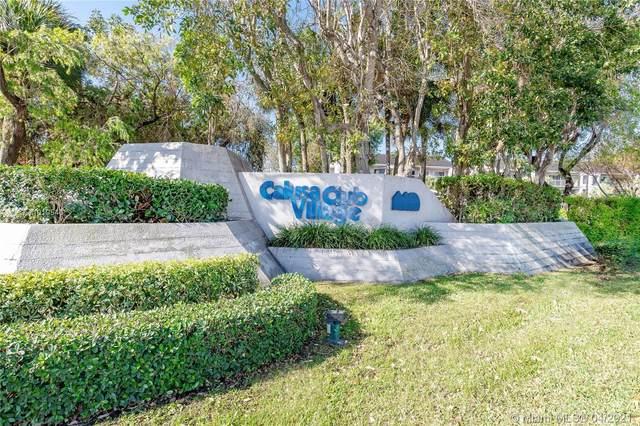 13280 SW 88th Ln B-101, Miami, FL 33186 (MLS #A11019540) :: The Teri Arbogast Team at Keller Williams Partners SW