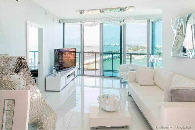 888 Biscayne Blvd #3809, Miami, FL 33132 (MLS #A11019691) :: GK Realty Group LLC