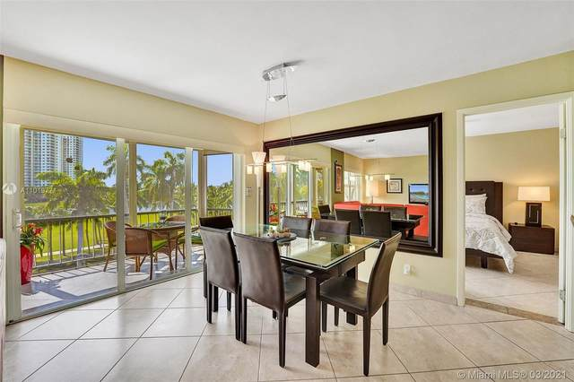 300 Diplomat Pkwy #415, Hallandale Beach, FL 33009 (MLS #A11019771) :: Castelli Real Estate Services