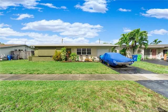 2491 NW 93rd Ln, Sunrise, FL 33322 (MLS #A11019903) :: Green Realty Properties